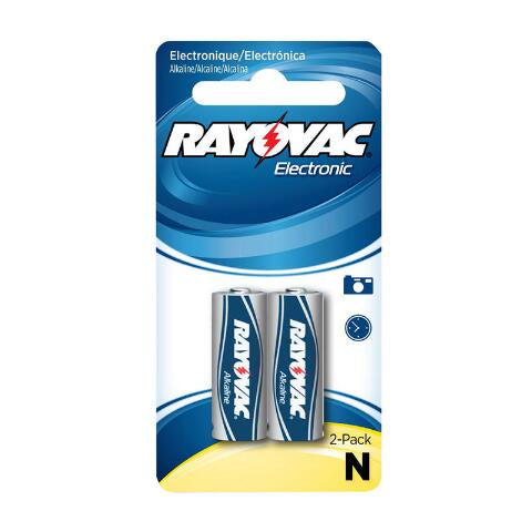 PRO BATTERY RAYOVAC N 2-PACK (7804)