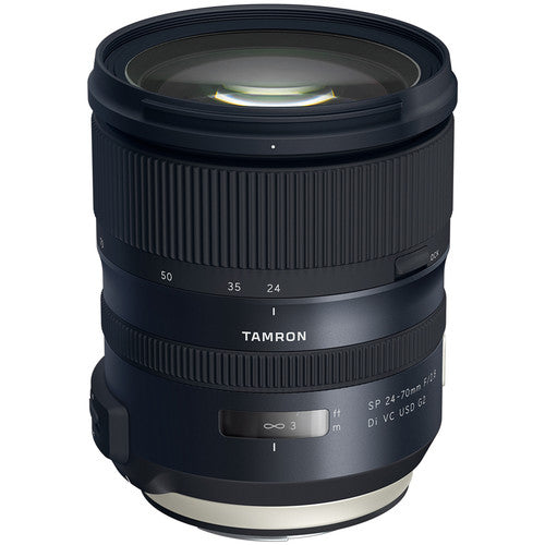 TAMRON LENS 24-70MM F/2.8 SP DI VC USD G2 - CANON