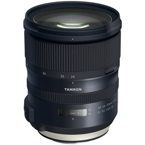Tamron Lens 24-70mm f/2.8 G2 (Canon) Rental - SLC