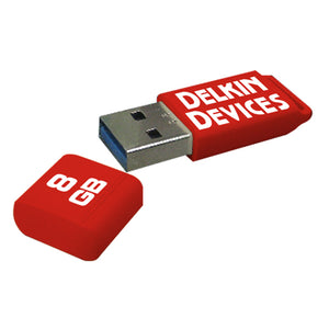 PRO DELKIN USB 3.0 FLASH DRIVE - 8GB (7894) D