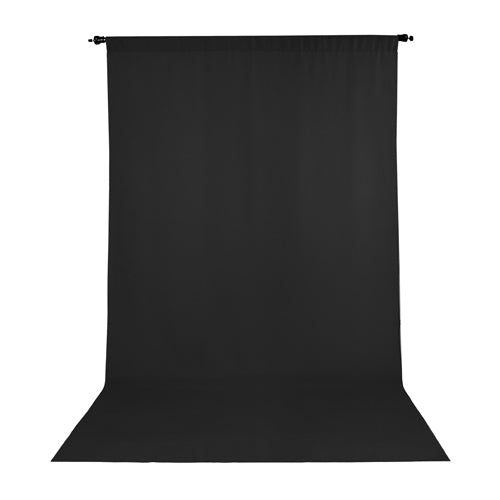 Pro Backdrop Black Rental - Provo