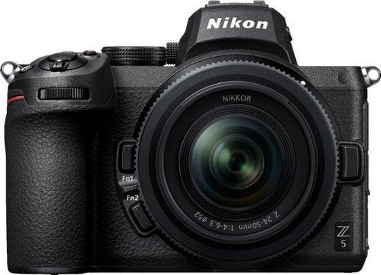 Nikon Z5 with 24-50mm Rental SLC