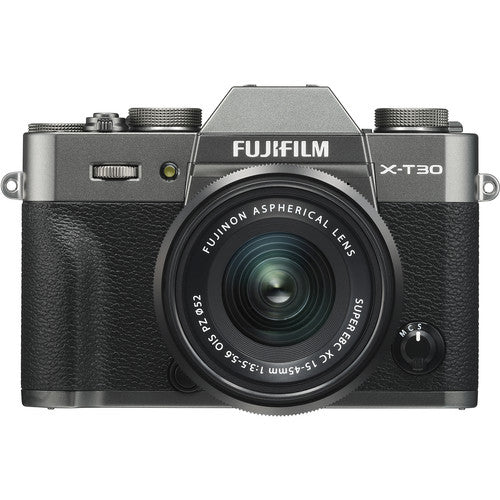 Fujifilm X-T30 Kit 15-45MM Charcoal