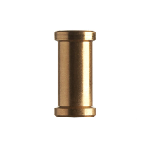 PRO SHORT BRASS SPIGOT 1/4-20 FEMALE TO 3/8 FEMALE