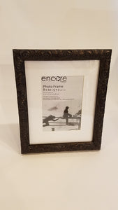 Encore 8x10 Ornate Dark Bronze