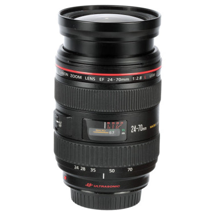 Canon 24-70 2.8L Rental - SLC