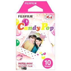 PRO FUJI INSTAX MINI CANDY POP FILM 10-PACK