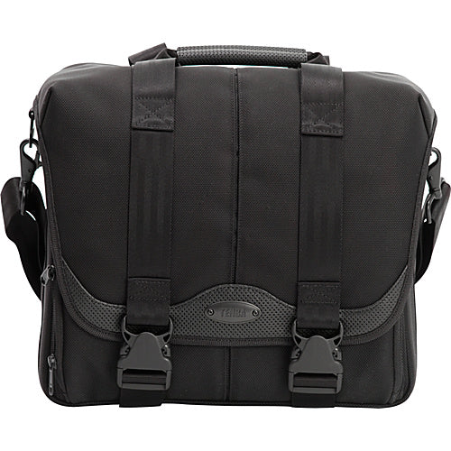 TENBA LABEL PHOTO SATCHEL - LARGE (BLACK) D