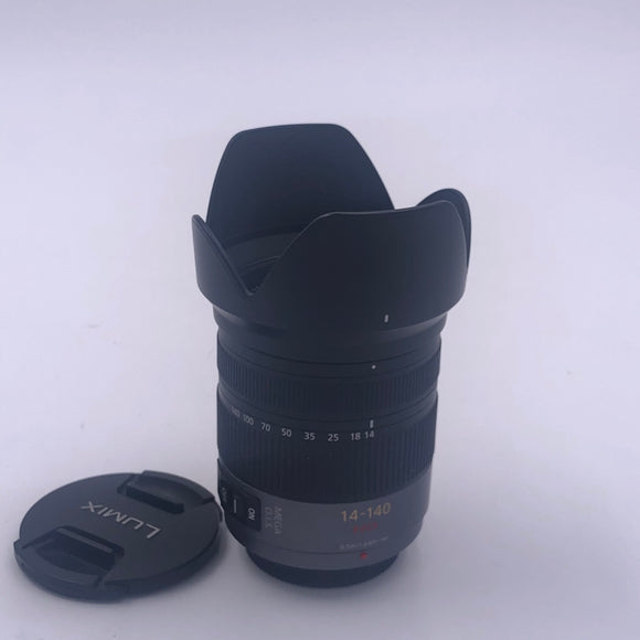 Used Panasonic 14-140 f4-5.8 (SLC)
