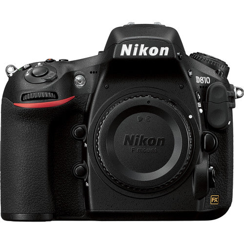NIKON D810 BODY ONLY - BLACK