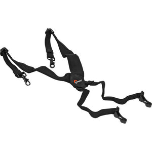 LOWEPRO TOPLOAD CHEST HARNESS - BLACK (LP35352) D