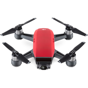 PRO DJI SPARK FLY MORE COMBO - LAVA RED