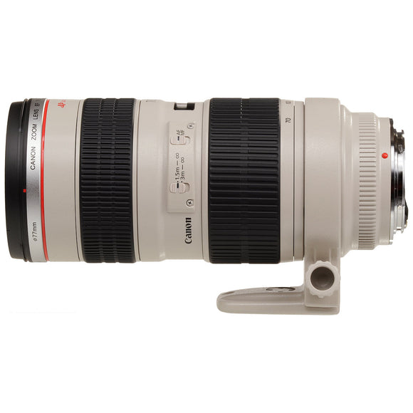 Canon Lens 70-200mm f/2.8L IS Rental - Provo