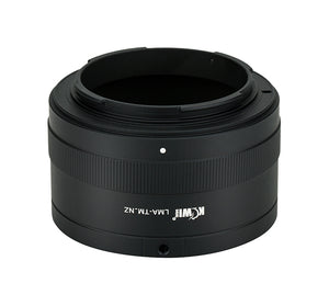T mount Lens - Canon RF Camera - Mount Adapter