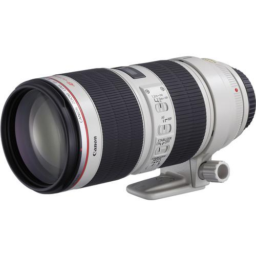 Canon 70-200mm F2.8 Rental Orem II