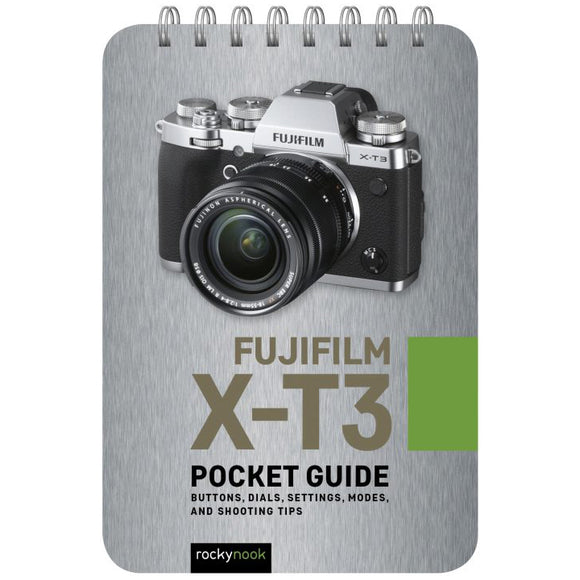 Rockynook X-T3 Pocket Guide
