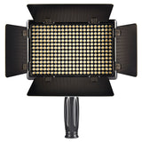 PRO LED308D CAMERA/VIDEO LIGHT W/BARNDOORS (7712, DAYLIGHT)
