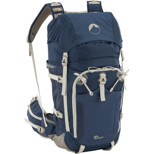 LOWEPRO BACKPACK ROVER 35L AW - BLUE/LIGHT GRAY D