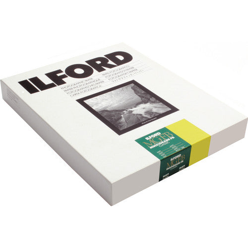 ILFORD FB PHOTO PAPER (11X14, 50 SHEETS) - MATTE