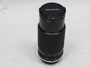 Star Lens 80-205 4.5 Pentax K manual focus