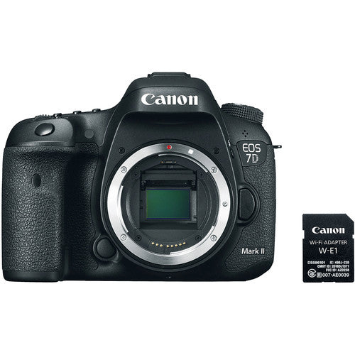 CANON EOS 7D MARK II BODY ONLY WIFI ADAPTER KIT (7D2)