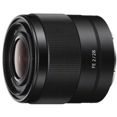Sony Lens 28mm f/2 FE Rental - Provo