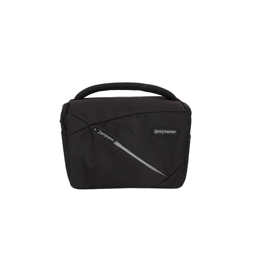 PRO SHOULDER BAG - IMPULSE MEDIUM BLACK (7237)
