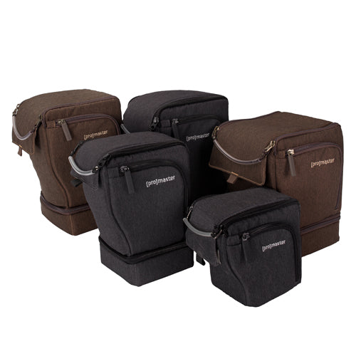 PRO HOLSTER SLING BAG CITYSCAPE 16 - BROWN (7964)