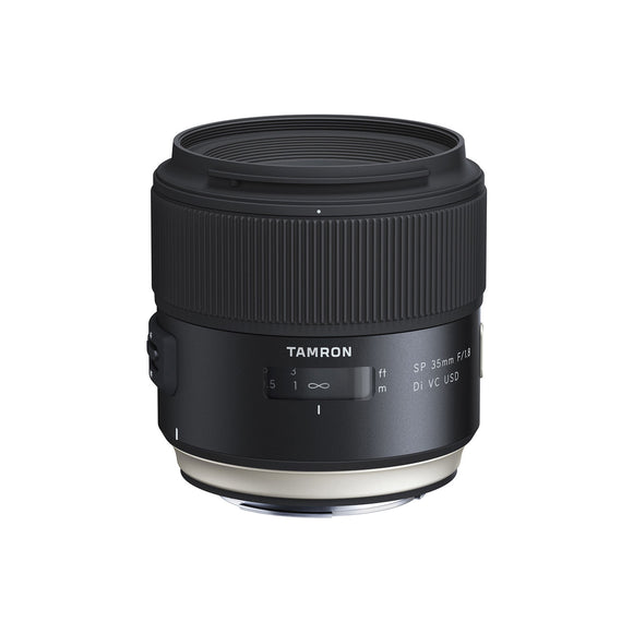Tamron Lens 35mm f/1.8 Di VC USD (Canon Mount) Rental - Provo