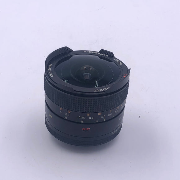 Used Contax 16mm 2.8 F-Distagon (SLC)