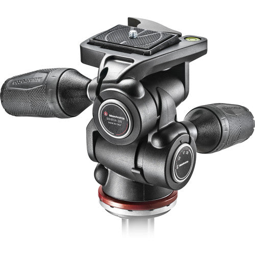 MANFROTTO TRIPOD HEAD - MH804-3WUS 3-WAY PAN/TILT HEAD
