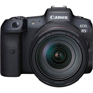 CANON EOS R5 KIT 24-105MM F4L IS USM