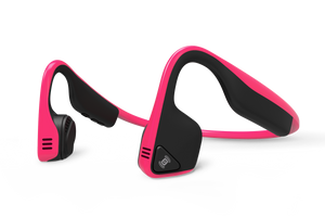 AFTERSHOKZ TITANIUM HEADPHONES - PINK