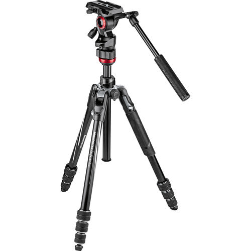 Manfrotto Befree Live AL LEV BLK KIT 2W