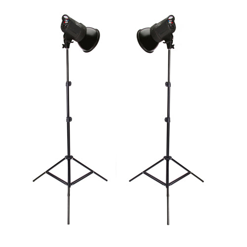 PRO STUDIO 2-LIGHT KIT SM-300 (300W) (6812)