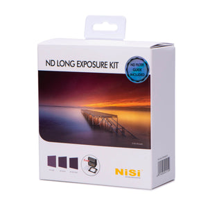 NiSi Filters 100mm ND Long Exposure Kit