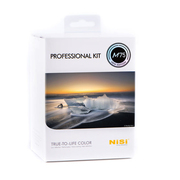 NiSi M75 75mm Professional Kit with Enhanced Landscape C-PL