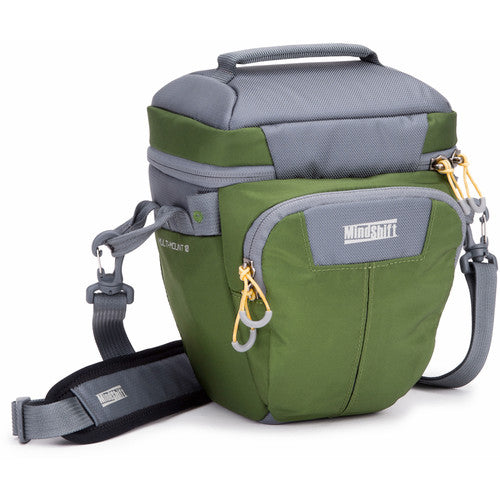 MINDSHIFT MULTI-MOUNT HOLSTER 10 - GREEN/GRAY