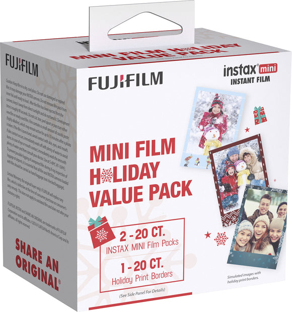 PRO FUJI INSTAX HOLIDAY FILM KIT