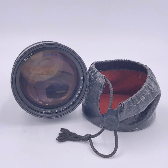 Used Nikkor 300mm 2.8 AI-s Manual Focus (SLC)