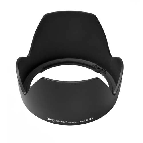 PRO LENS HOOD - EW83J FOR CANON 17-55MM F/2.8