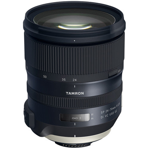 TAMRON LENS 24-70MM F/2.8 SP DI VC USD G2 - NIKON