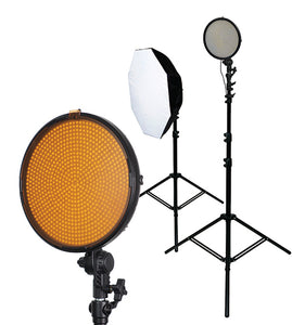 PRO VL800D LED 2 LIGHT KIT - DAYLIGHT
