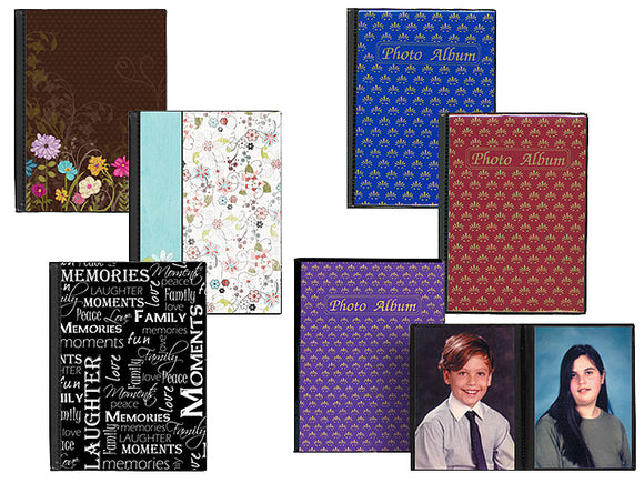 Pioneer Assorted Hardcover 4x6 Mini Album
