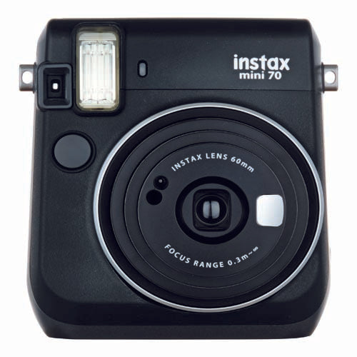 PRO FUJI INSTAX MINI 70 CAMERA - BLACK