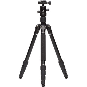 BENRO TRIPOD TRAVEL ANGEL 1691 W/BALL HEAD - BLACK