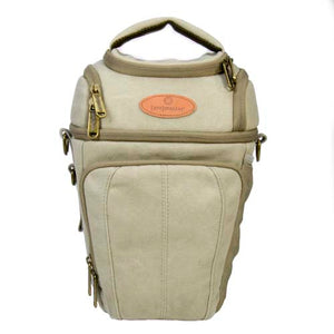 PRO ADVENTURE ZOOM HOLSTER PACK KHAKI - LARGE (4663)