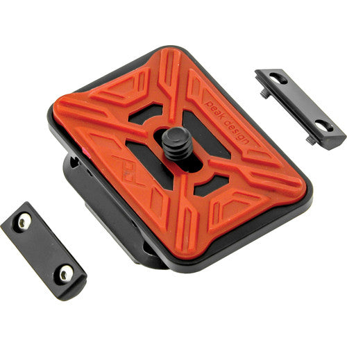 PEAK DESIGN PRO QR PLATE - MANFROTTO RC2 + ARCA SWISS