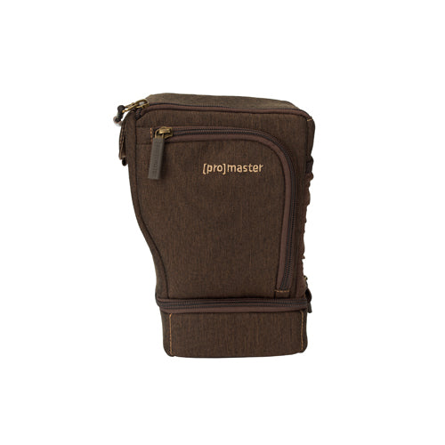 PRO HOLSTER SLING BAG CITYSCAPE 15 - BROWN (7950)