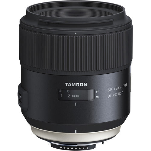 TAMRON LENS 45MM F/1.8 SP DI VC USD - NIKON